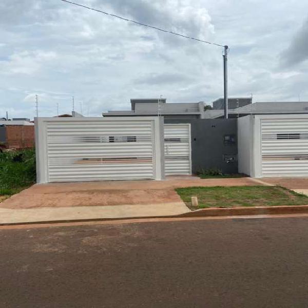 Nova lima| casa para venda com 80m2 em campo grande - ms