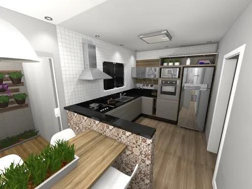 Projeto 3d design interiores valor por ambiente