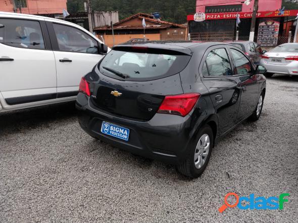 Chevrolet onix hatch lt 1.0 8v flexpower 5p mec. cinza 2019 1.0 flex