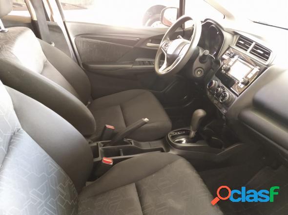 Honda fit exsex 1.5 flexflexone 16v 5p aut. preto 2015 1.5 flex