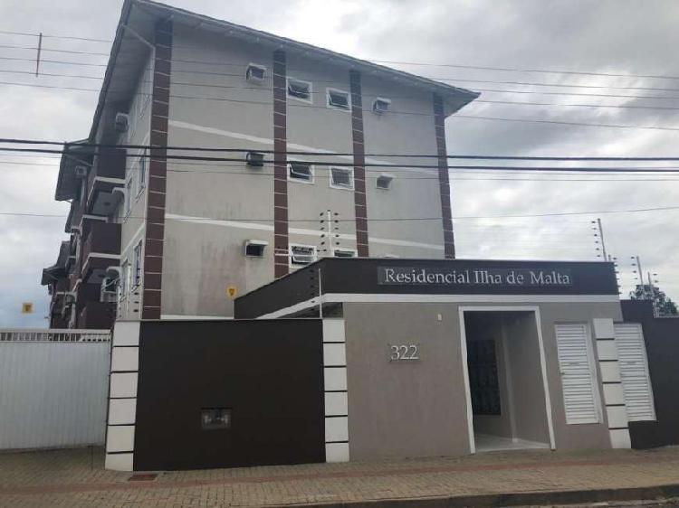 Apartamento no santo antônio com 1 quartos para venda, 43