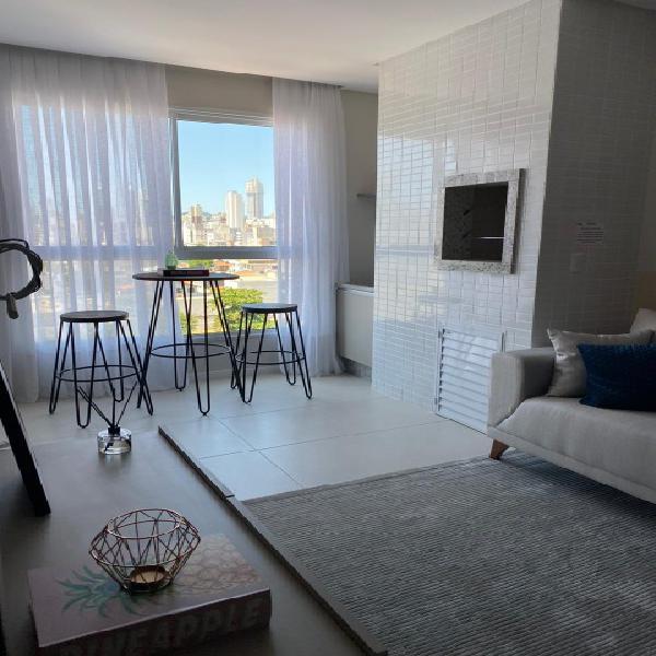 Apartamento mobiliado safira azul balneário camboriu