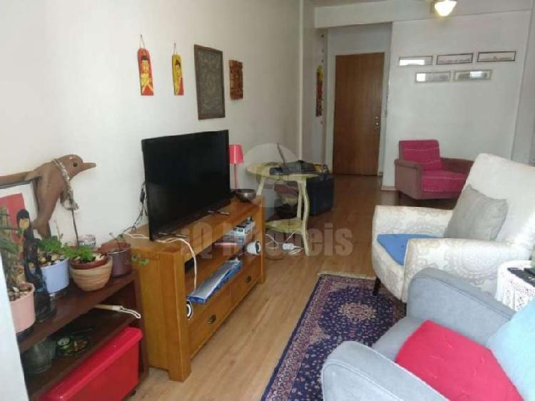 Apartamento na Vila Madalena(Sumaré) C/ 60 mts. 2