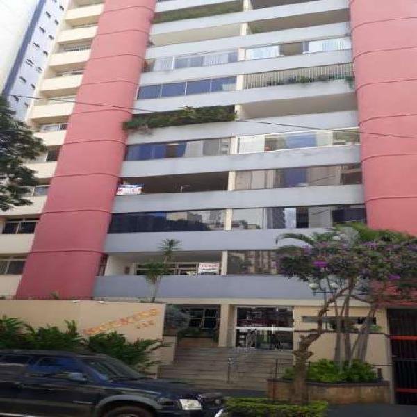Apartamento para venda em setor oeste - goiânia