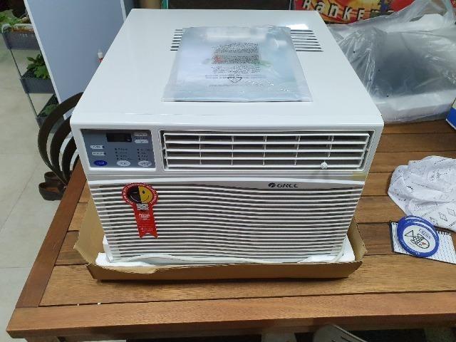 Ar condicionado gree 7500 eletrônico com nf!!! (refrigera