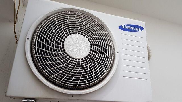 Ar condicionado samsung 12000 btus quente e frio