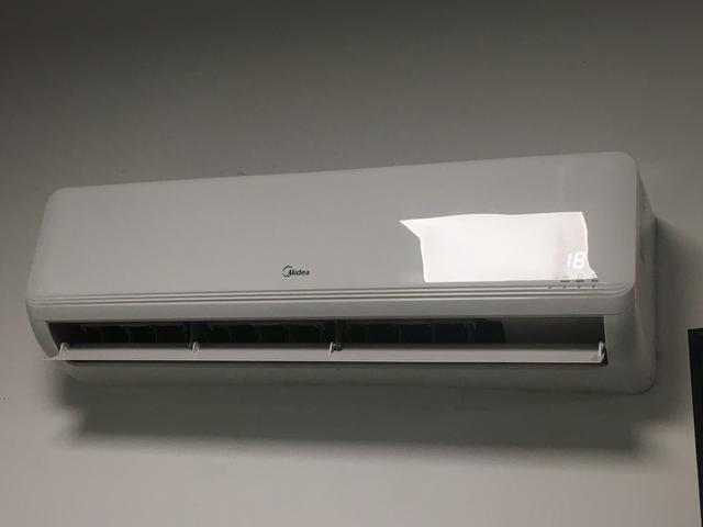 Ar condicionado - tipo split - midea
