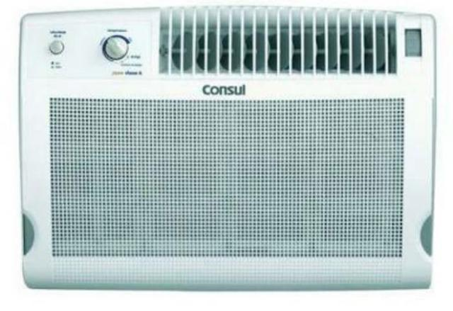 Ar condicionado consul semi novo 7500 btus 110 volts