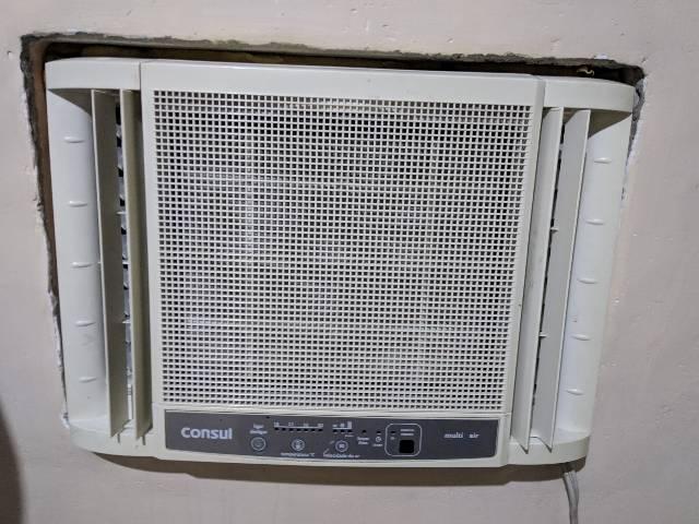 Ar condicionado gaveta consul 10.00 btus