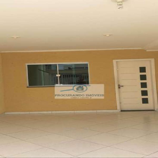 Casa à venda no bairro parque oratório em santo andré/sp