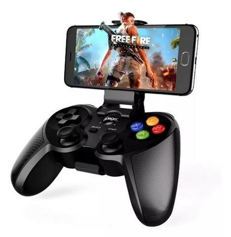 Controle ipega gamepad bluetooth sem fio android tablet