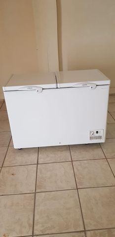 Freezer horizontal 411 litros
