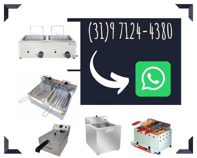 Fritadeira eletrica/gás