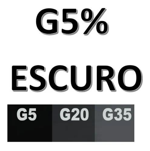 Insulfilm g5, g20 ou g35 anti risco 9m x 75cm + brinde