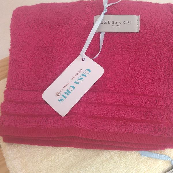 Kit toalhas trussardi