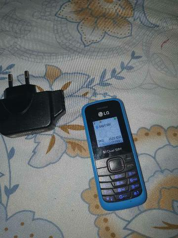 LG B220 Dual Chip, Desbloqueado, Rádio FM, Lanterna,
