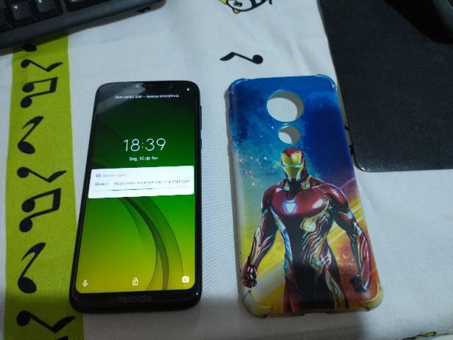 Motorola g7 power azul