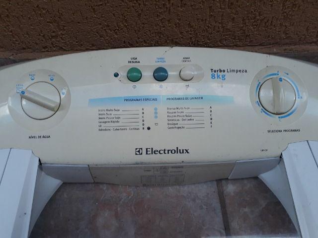 Painel maquina lavar electrolux lm08