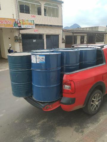 Tambor de ferro 200 litro