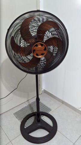 Ventilador de coluna turbo com 6 pás