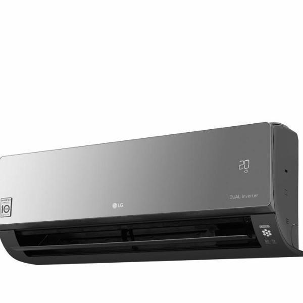 Ar condicionado split hi-wall lg dual inverter voice artcool