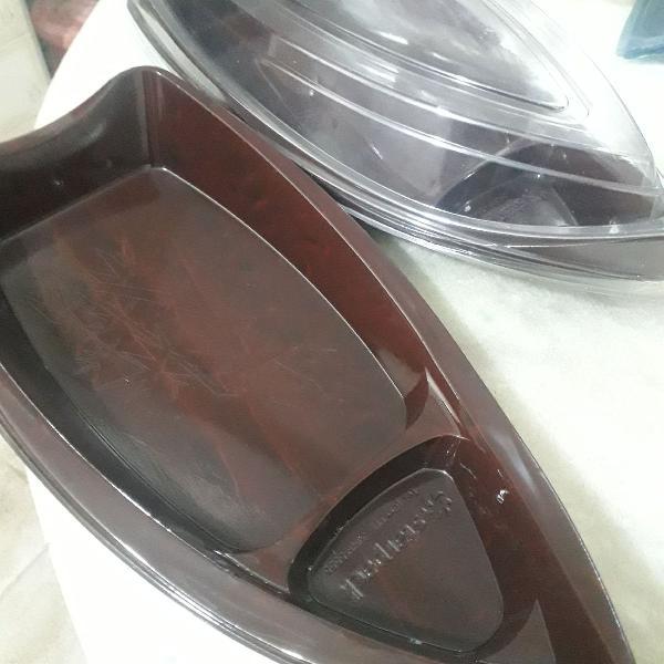 Barca para chocolates