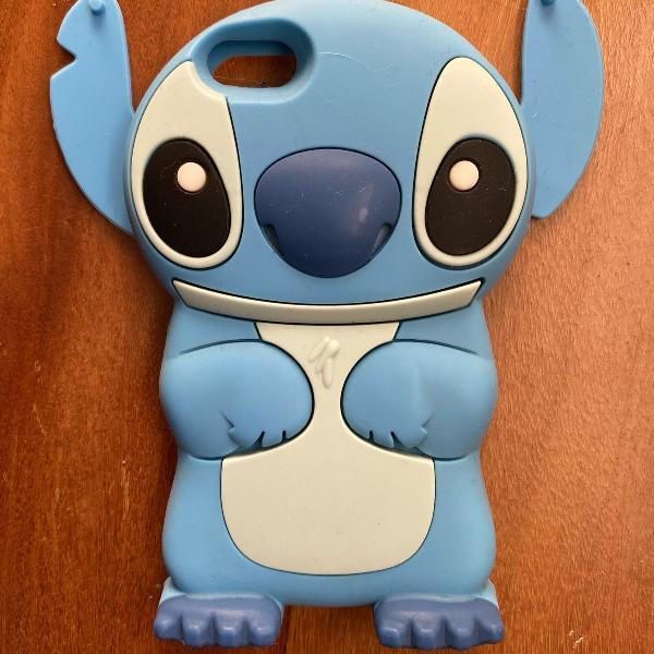 Capinha iphone 5s stitch