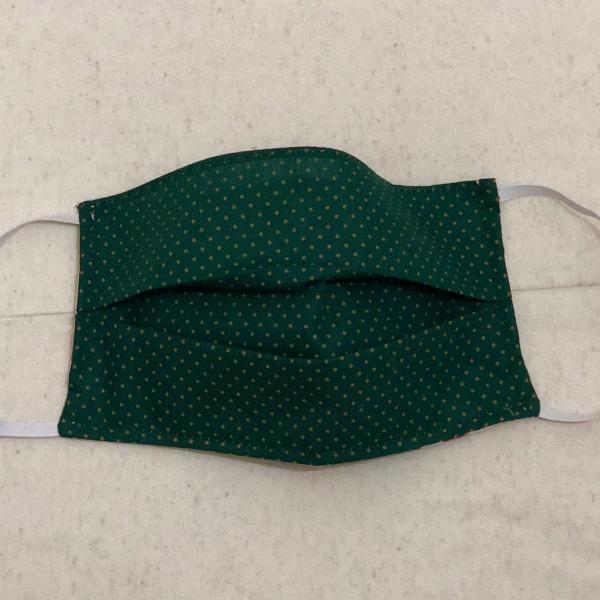 Máscara proteção tecido