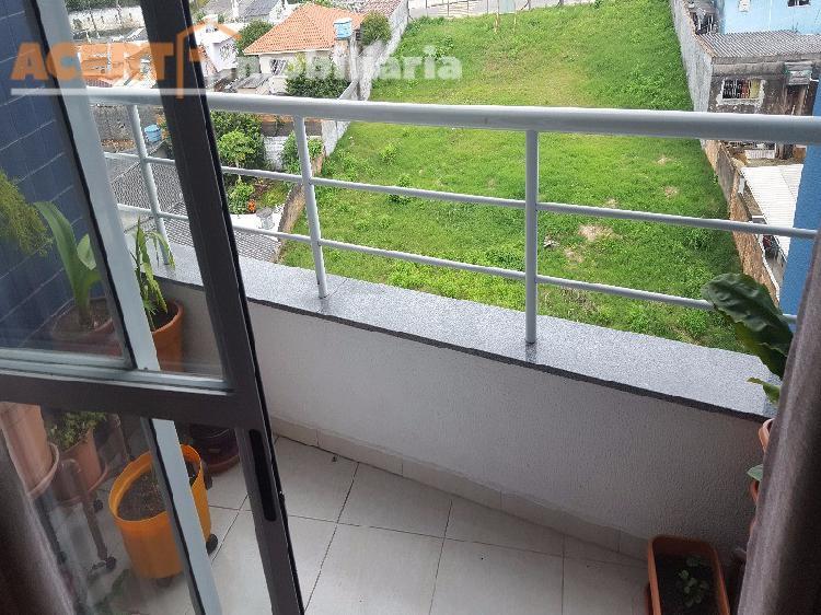 Apartamento residencial em são josé - sc, ipiranga