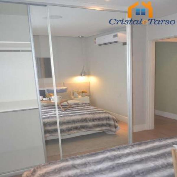 Apartamento a venda 3 dormitórios 1 vaga - perto da