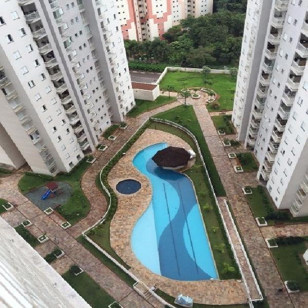 Apartamento para aluguel com 83 metros quadrados com 2