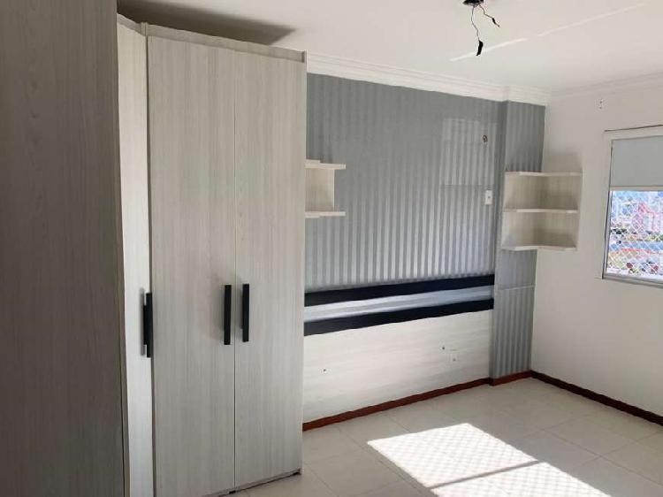 Apartamento para venda com 83 metros quadrados com 2 quartos
