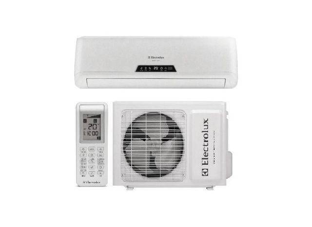 Ar condicionado split electrolux techno quente e frio 12.000