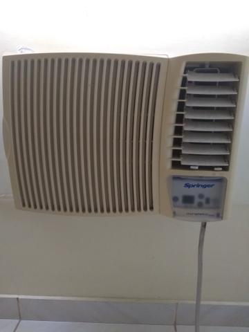 Ar condicionado springer 10.000 btu's