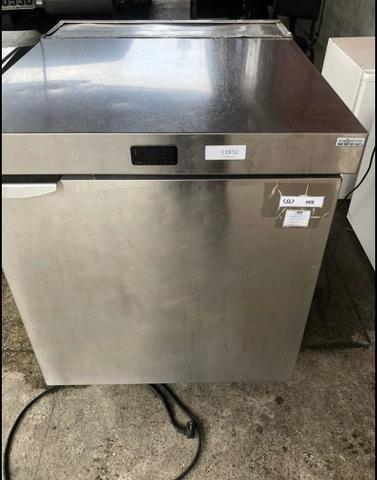 Bancada de refrigeração inox