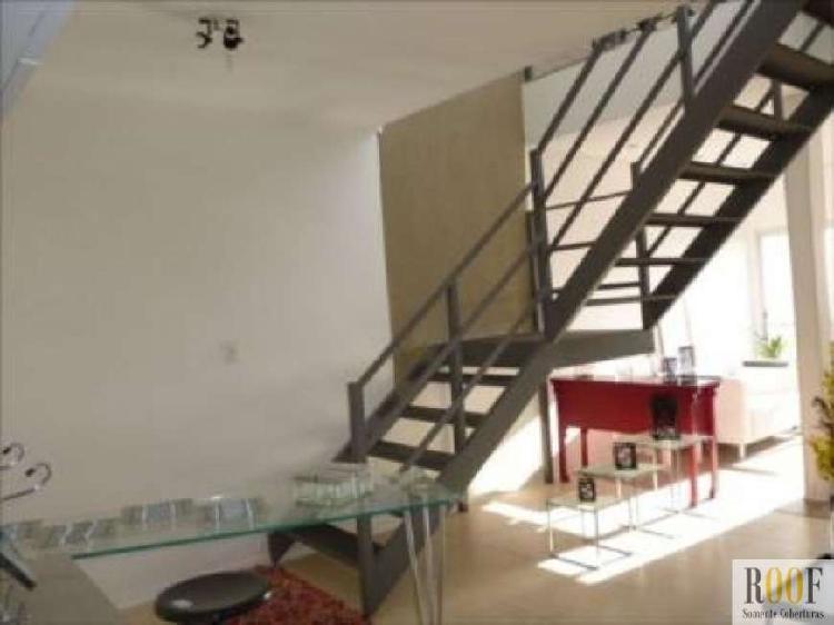 Cobertura duplex no morumbi com 92m² a.u. sendo: 2 suítes