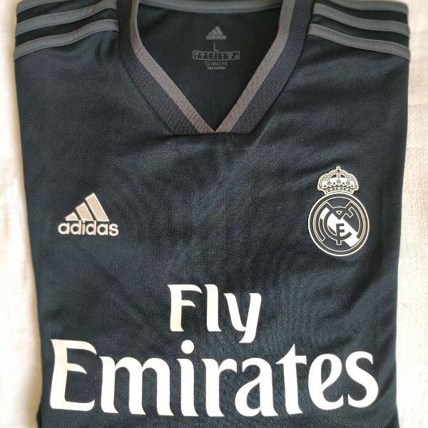Camisa real madrid - torcedor adidas