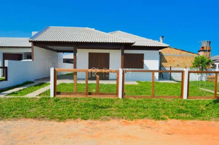 Casa nova - balneário são paulo cód- 196 arroio do sal
