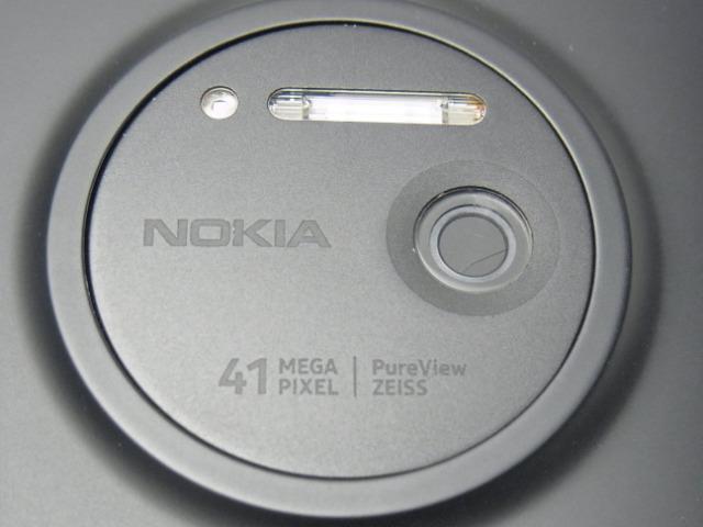 Celular nokia lumia 1020 41mp & camera grip pd-95g preta