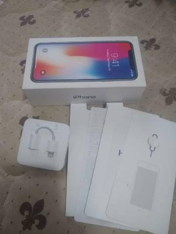 Iphone x 64 + apple watch serie 2