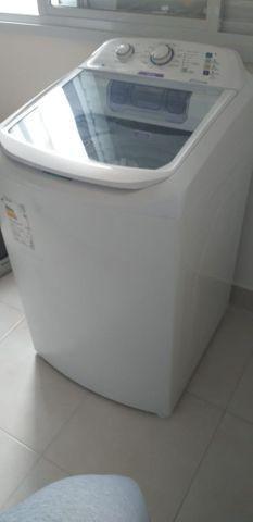 Maquina de lavar roupa eletrolux 10,5kg