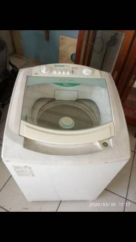 Máquina de lavar roupa cônsul maré 10kg