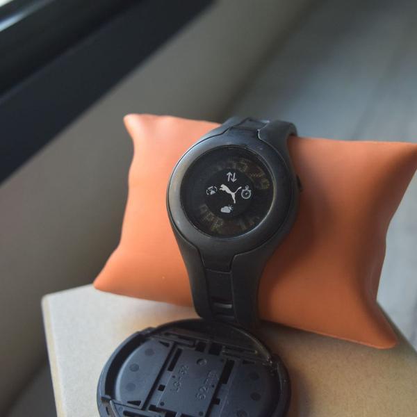 Relógio puma - esporte