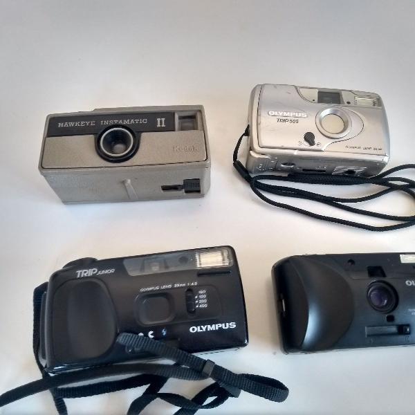 4 cameras fotograficas para colecionadores