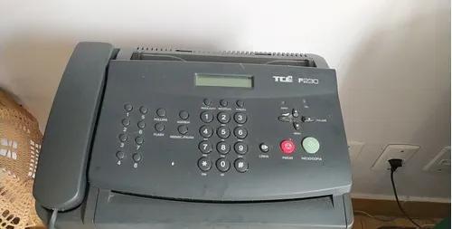 Aparelho fax f400 tce frete grátis