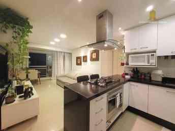 Apartamento com 2 quartos à venda no bairro guara ii, 59m²