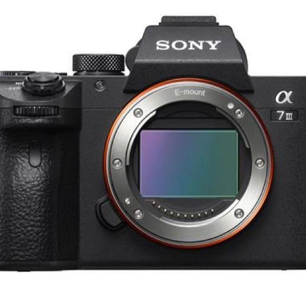 Camera sony alpha a7s + 2 lentes