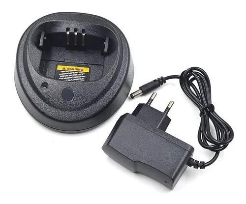 Carregador p/ motorola ep450 dep450 na caixa zero