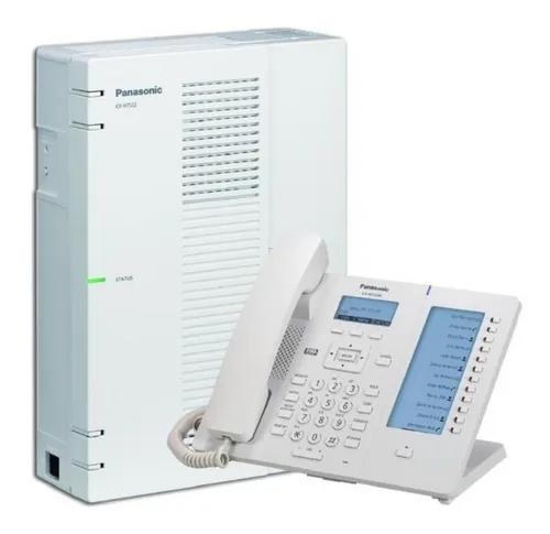 Central pabx ip panasonic kx hts32 4 tr. 8 ram. + hdv 230