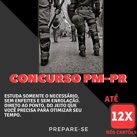 Ead concurso pm